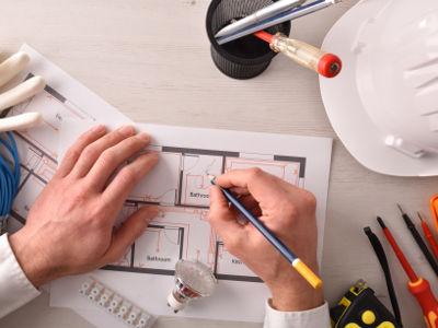 Plan De Maison Pour Lu0027installation électrique